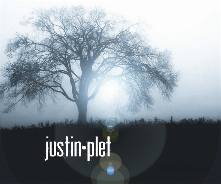 Justin Plet CD Cover - Home